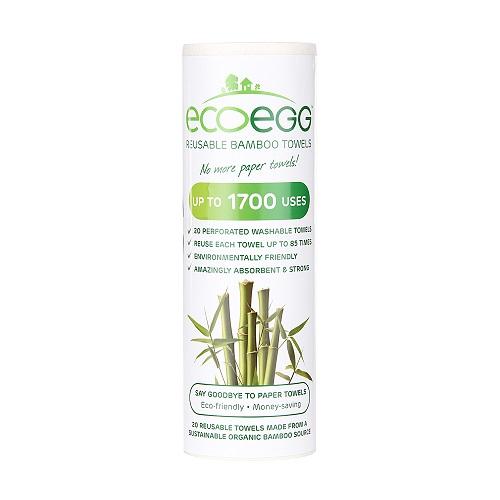 ecoegg Bamboo Towels EEBT1RE Main
