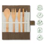 Bambaw Bamboo Cutlery Set Main