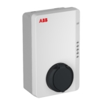 ABB6AGC082152 ABB Terra AC wallbox 22kW : 32 Amp Type 2 Three Phase EV Charger with RFID_Main