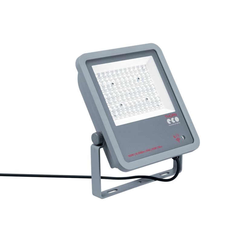 Thorn Eco Leo LED Floodlight Grey 100W