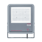 Thorn Eco Leo LED Floodlight Grey 100W-Main