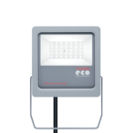 Thorn Eco Leonie LED Floodlight Grey 30W-Main