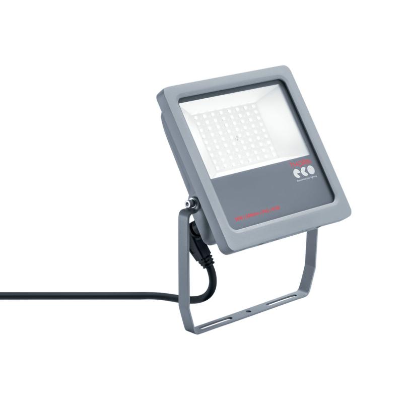 Thorn Eco Leonie LED Floodlight Grey 50W