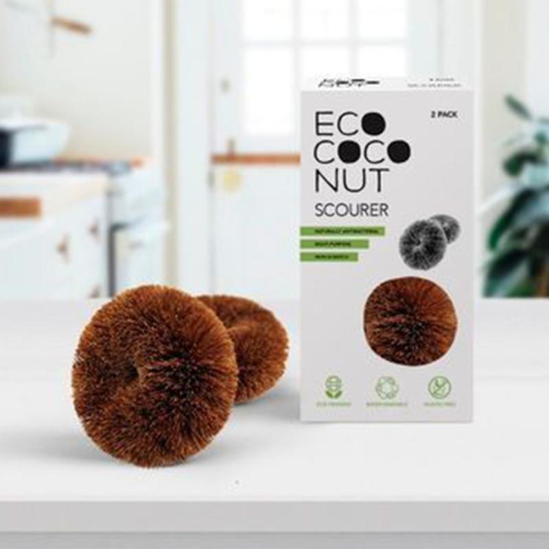 EcoCoconut Scourers-ECOTWINP001-Lifestyle