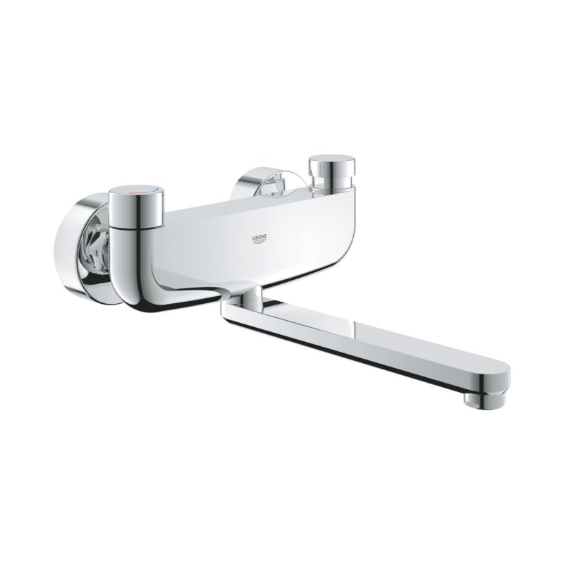 Grohe Eurosmart Cosmopolitan T Self-Closing Basin Mixer-36319000-Main