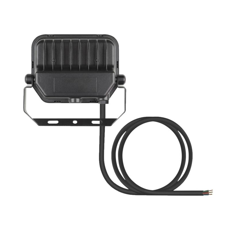 Ledvance 3rd Generation LED Floodlight 20W Black 3000K 4058075420960-Rear