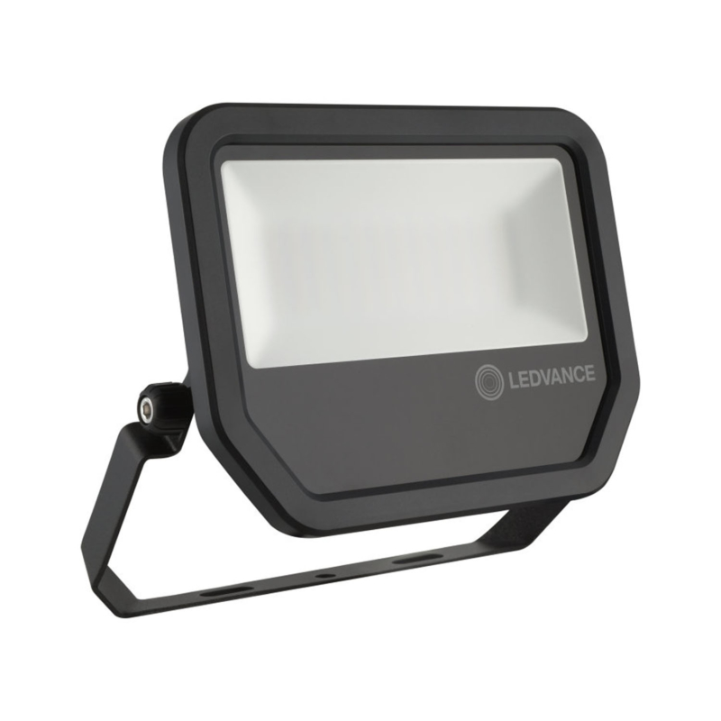 Ledvance 3rd Generation LED Floodlight 50W Black 4000K 4058075421264-Main
