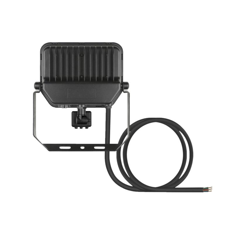 Ledvance 3rd Generation LED Floodlight 50W Black 4000K 4058075461031-Rear