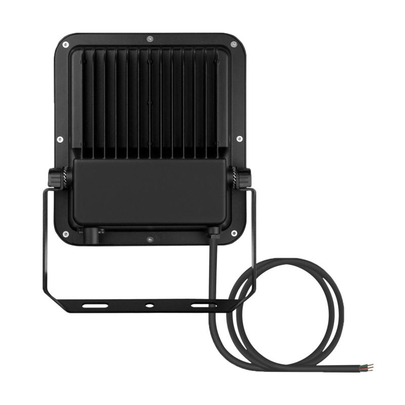 Ledvance 3rd Generation LED Floodlight 80W Black 4000K 4058075461130-Rear