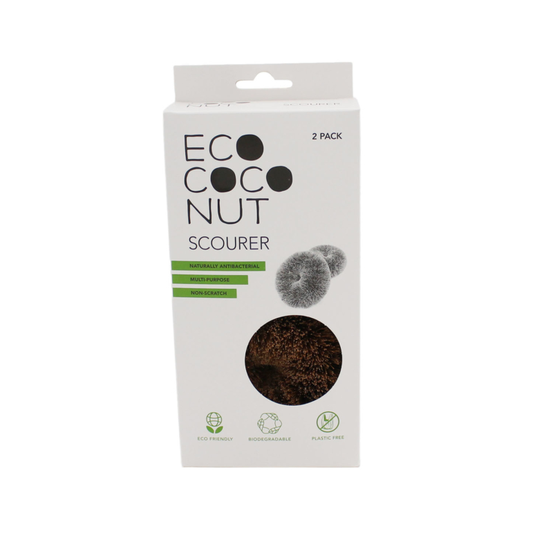 EcoCoconut Scourers-ECOTWINP001-Box