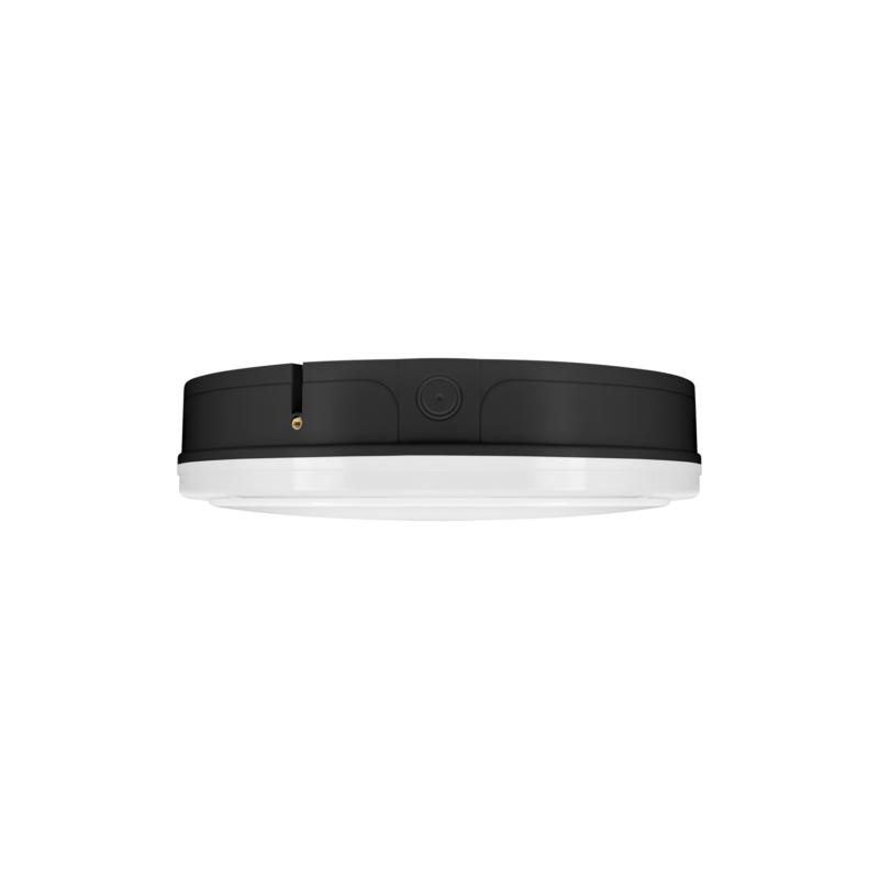 Ledvance LED Surface Bulkhead 10W Black-4058075374980-Down