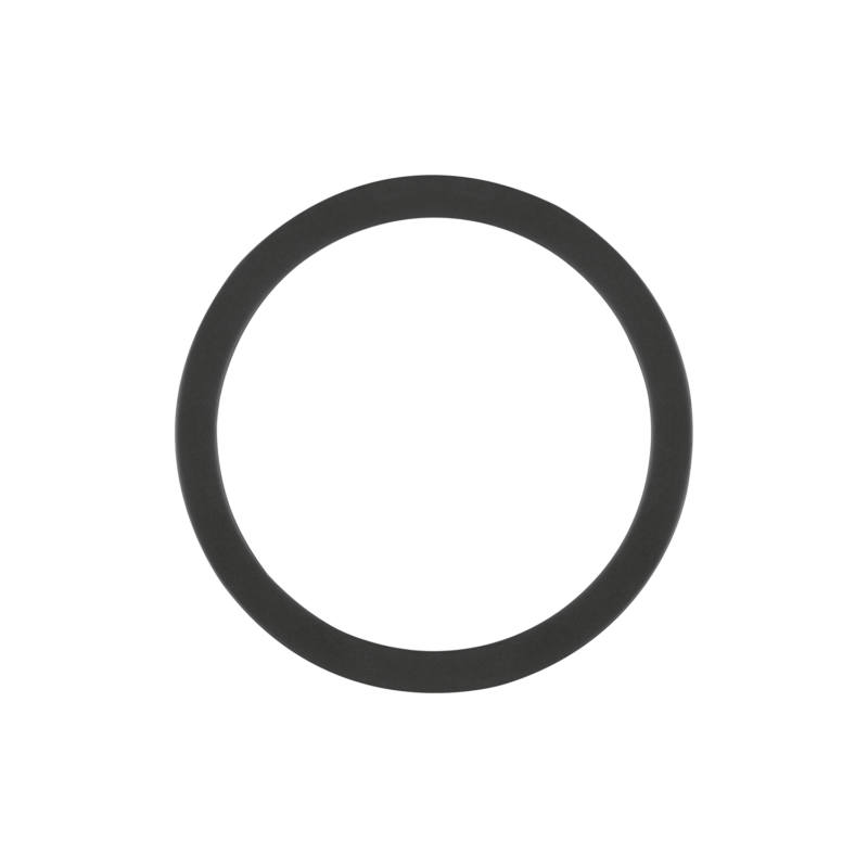 Ledvance Surface Bulkhead Ring 250mm Black-4058075399358-Front