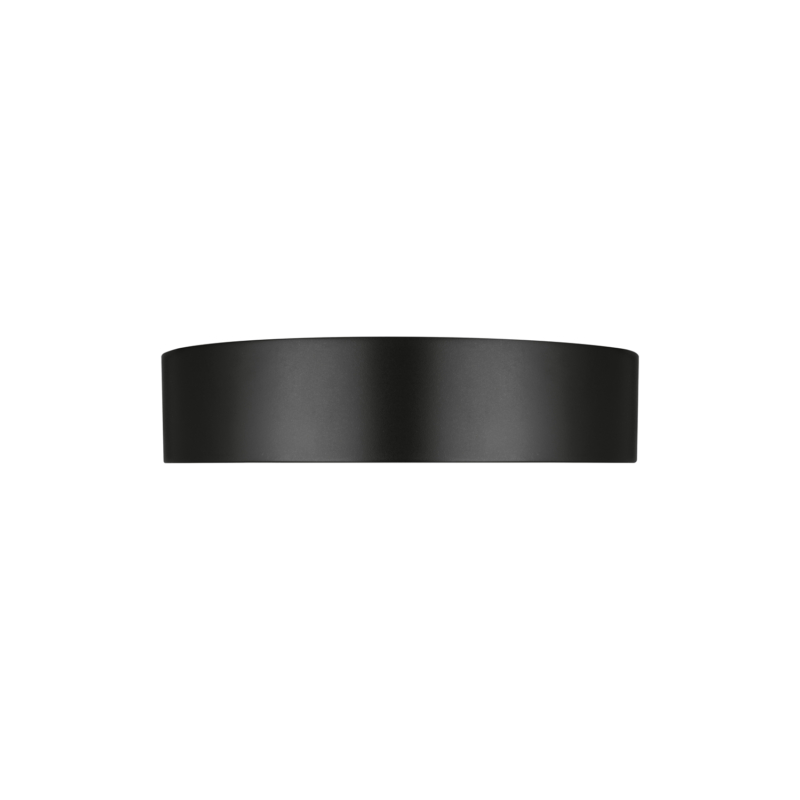 Ledvance Surface Bulkhead Ring 250mm Black-4058075399358-Side