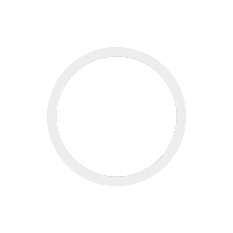 Ledvance Surface Bulkhead Ring 300mm White-4058075399372-Front