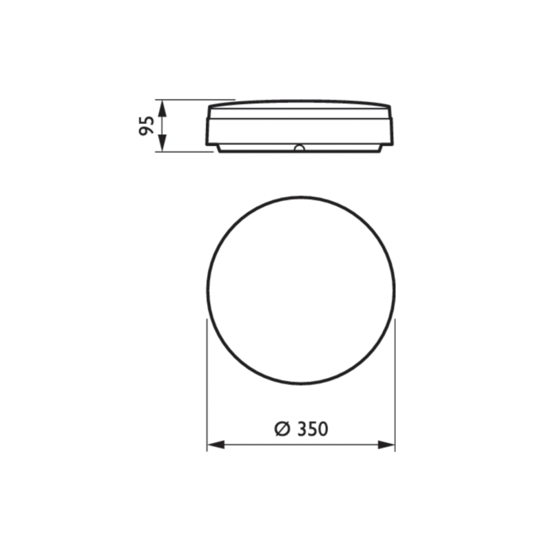 Philips-CoreLine-LED-Bulkhead-Dimensions