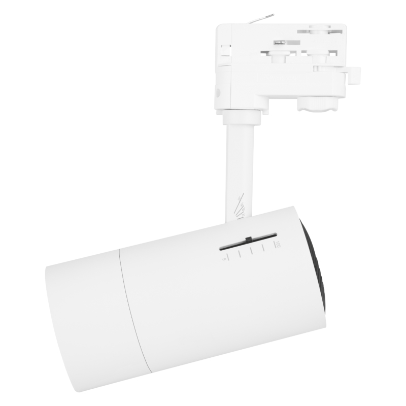 Ledvance Zoom Tracklight 25W 3000K-4058075335769-Left