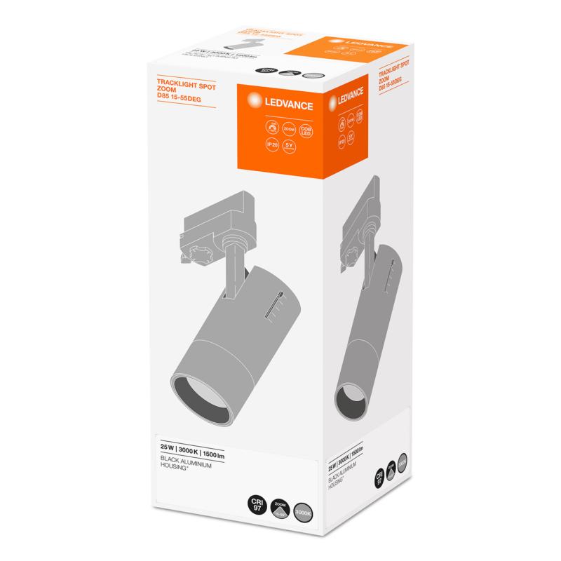 Ledvance Zoom Tracklight 25W 3000K-4058075335806-BoxFront