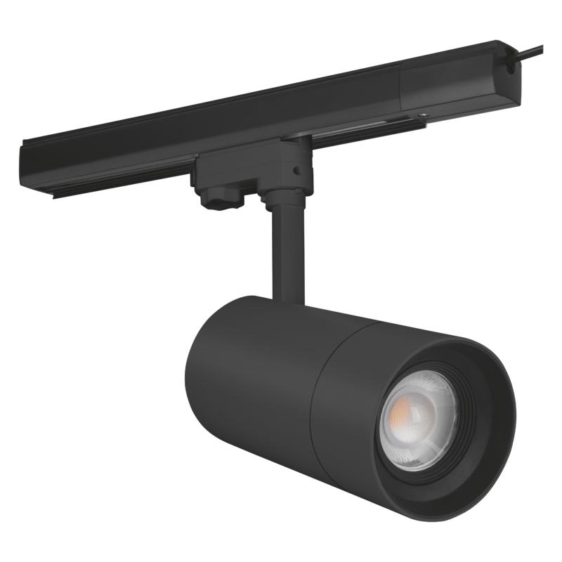 Ledvance Zoom Tracklight 25W 3000K-4058075335806-Installed