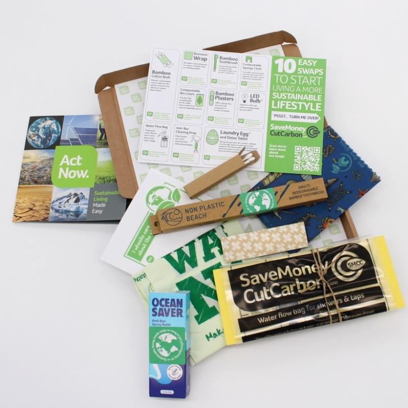 sustainable swap box