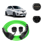 EV-Cable-Zoe-Type2-Type2-Green