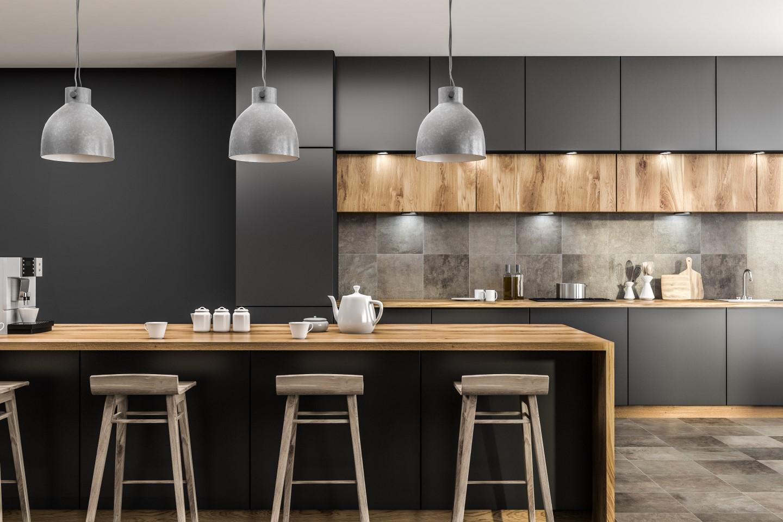 kitchen lights lighting