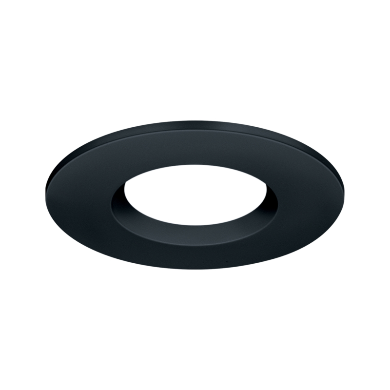 Thorn Eco Fred Trim Accessory for Downlight Black