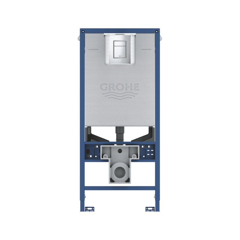 Grohe Sensia Arena Rapid SLX Cistern and Frame-Front