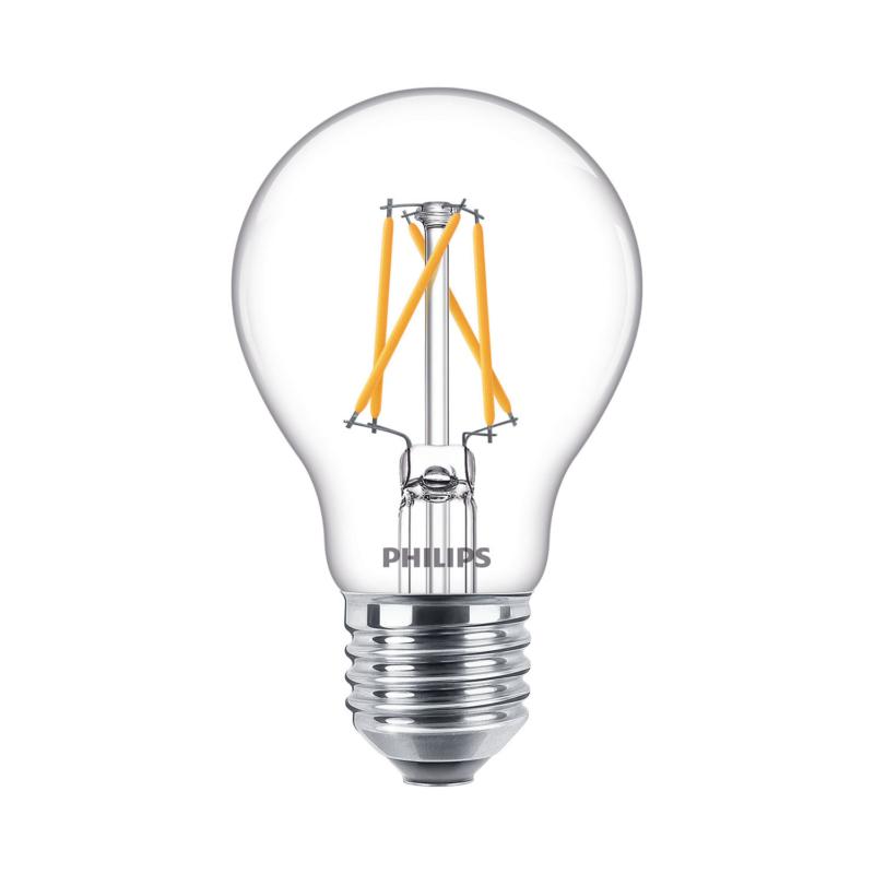 Philips SceneSwitch LED Bulb A60 E27 7.5W 2200K-2700K-929001888655