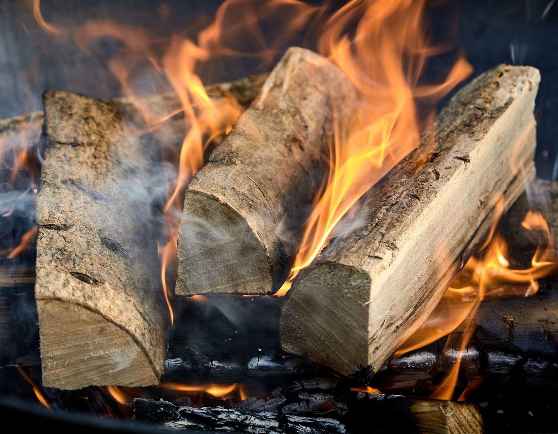 Fire wood FB block