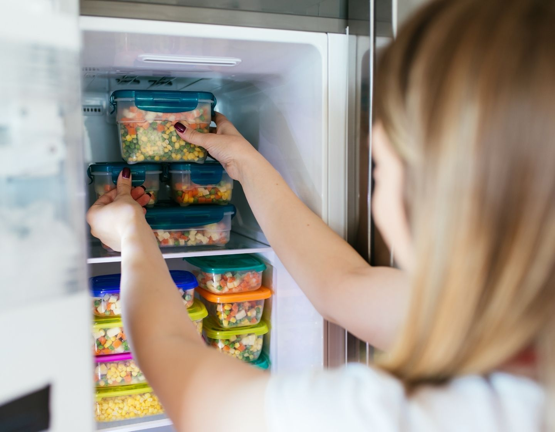 Freezer Foods FB Block