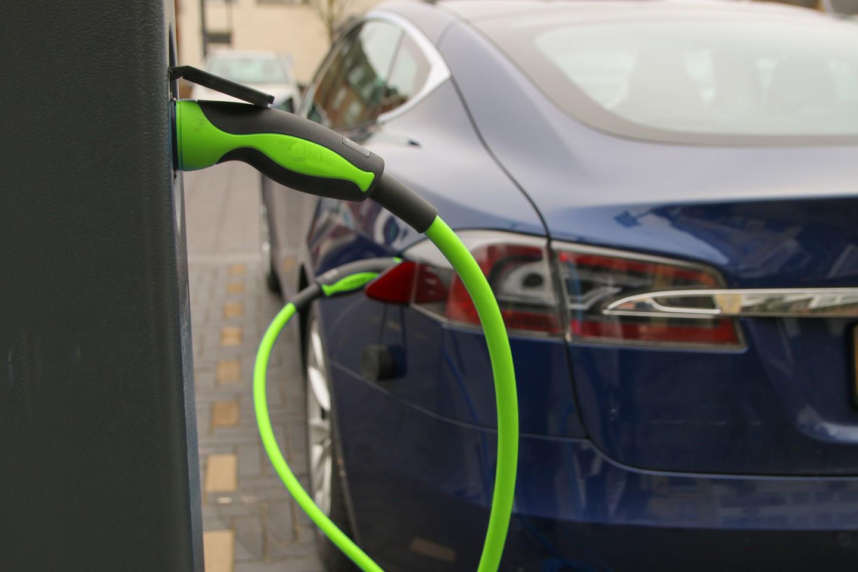 Tesla EV Cable