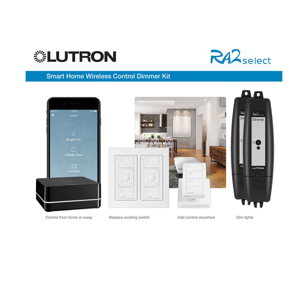 Lutron-RA2-Select-Smart-Home-Kit-RRK-KITREP-2D-2nd-image