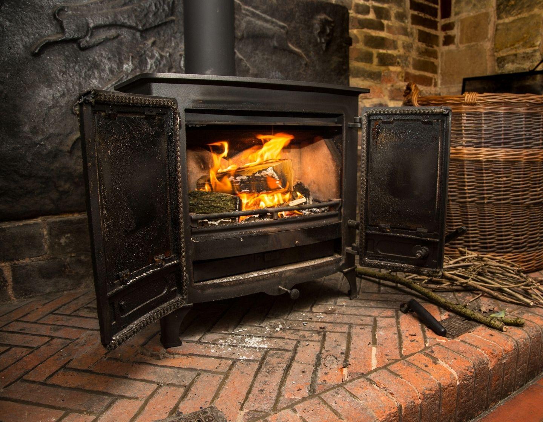 Wood Burning Stove FB block