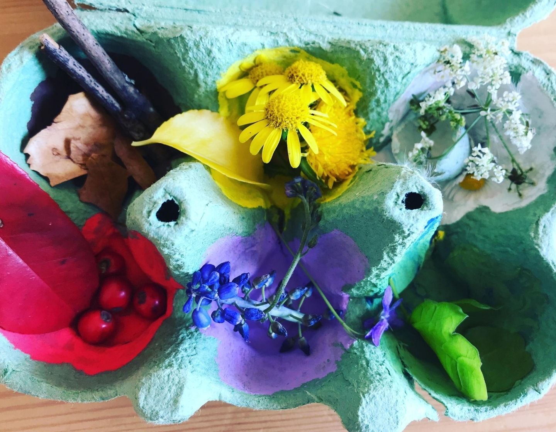Homemade crafts FB block