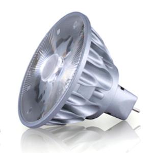 Soraa LED Vivid 3 MR16 7.5W 2700k 10 Degree Beam Angle | Snap System