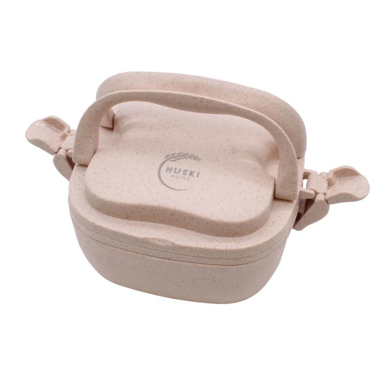 Huski-Home-Sustainable-Rice-Husk-Lunchbox-Rose-Handle
