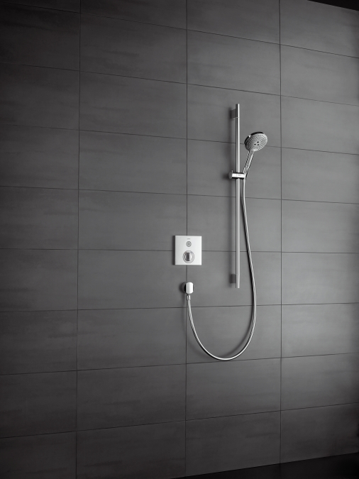 hansgrohe Fixfit S Wall Outlet