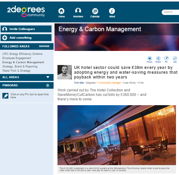 2Degrees website image - £38m hotel savings story