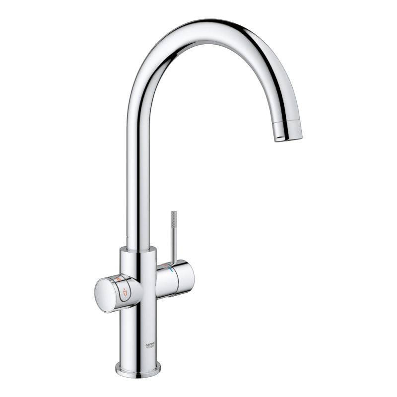 30058001 Grohe Red Duo Mixer Tap