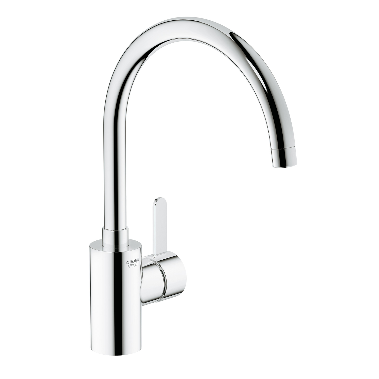 grohe eurosmart cosmopolitan single lever swivel 360