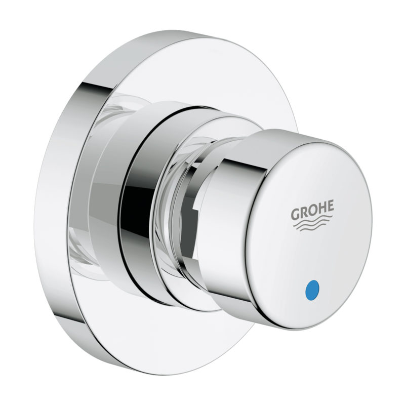 Grohe Euroeco Cosmopolitan T Self Closing Concealed Shower Valve