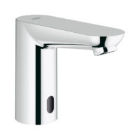 Grohe Euroeco Cosmopolitan E Infrared Electronic Mains Powered Basin Tap