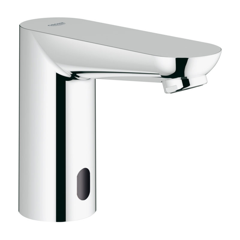 Grohe Euroeco Cosmopolitan E Infrared Electronic Battery Powered Basin Tap