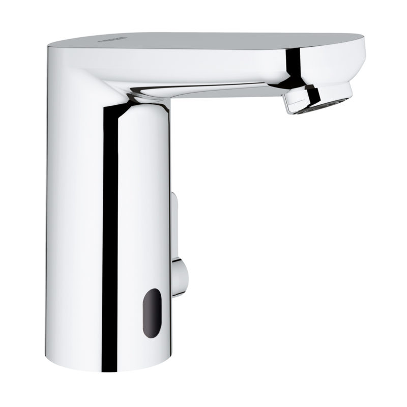 Grohe Eurosmart Cosmopolitan E Electronic Mains Powered Temperature Control Sensor Mixer Tap