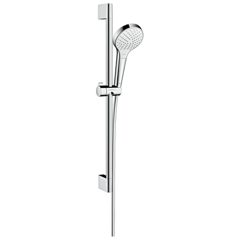 hansgrohe croma select s vario ecosmart shower set. Black Bedroom Furniture Sets. Home Design Ideas