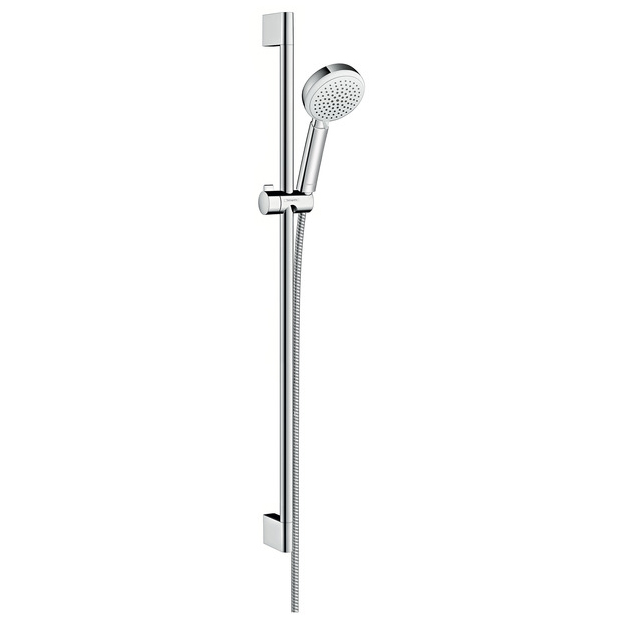 hansgrohe Crometta 100 Vario EcoSmart 9 lpm Shower Set 0.9m