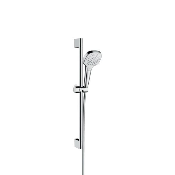 hansgrohe croma select e vario ecosmart shower set. Black Bedroom Furniture Sets. Home Design Ideas