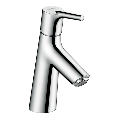 hansgrohe talis s 80 single lever basin mixer with pop up waste set. Black Bedroom Furniture Sets. Home Design Ideas