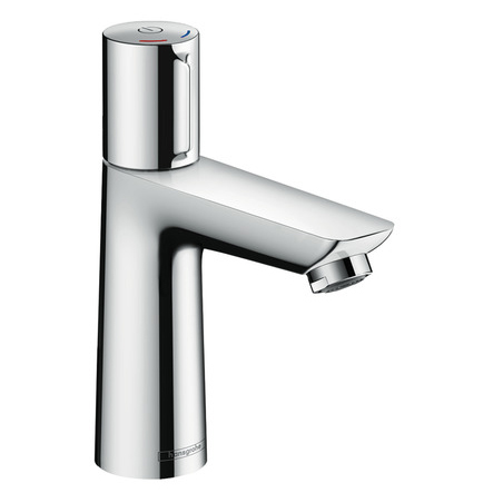 Hansgrohe Talis Select E 110 Basin Mixer With Pop Up Waste Set