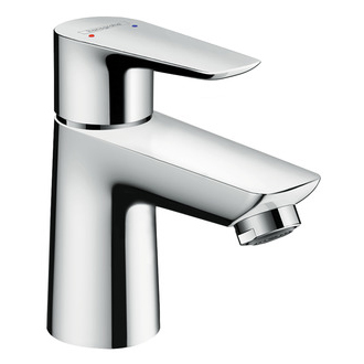 hansgrohe Talis E 80 Single Lever Basin Mixer without Waste Set